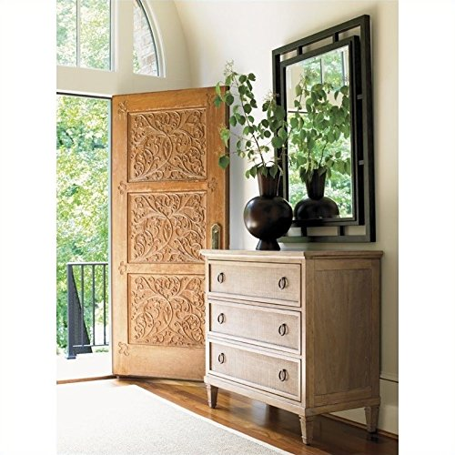 Lexington Monterey Sands Morro Bay Dresser and Mirror Set