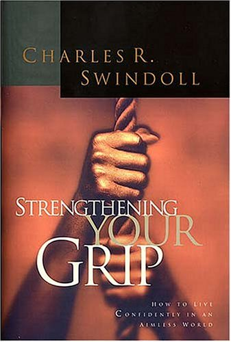 Strengthening Your Grip Charles Swindoll product image