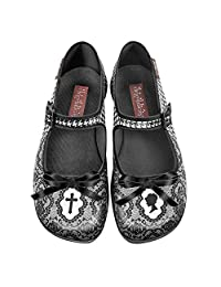 Hot Chocolate Design Chocolaticas Simonette Women's Mary Jane Flat