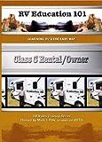 Class C Rental Motorhome RV DVD