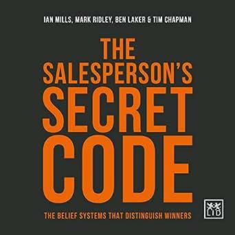 Amazon com: The Salesperson's Secret Code (Audible Audio