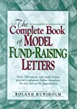 Complete Book of Model Fund-Raising Letters