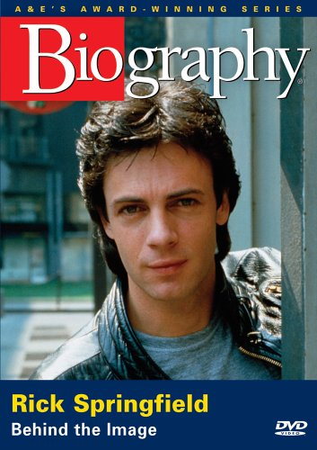 Biography: Rick Springfield - Behind the Image (A&E Archives)