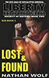 img - for Lost & Found: The Epic Saga of Apocalyptic Survival (Society of Sisters Book 2) book / textbook / text book