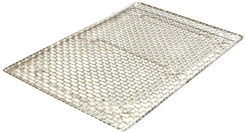 Carlisle 601647 Chrome Plated Steel Wire Icing Grate, 24