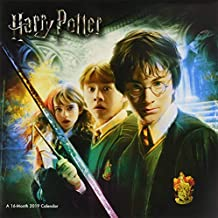 2019 Harry Potter Wall Calendar