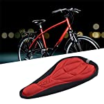 CLKjdz Thick Cycling Bicycle EVA Pad Seat Saddle Cover Soft Bike Cushion Pad