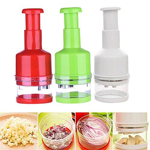 Vegetable Chopper Pressing Garlic Slicer product image