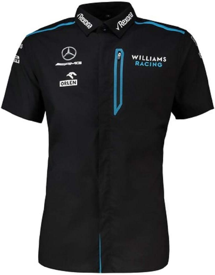 Williams Racing 2019 Mens Team Shirt Black