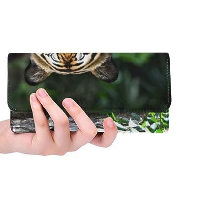 Único Personalizado Bengal Tiger Bosque Mostrar Cabeza ...