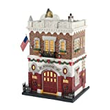 Christmas in the City Village from Department 56 Engine Company 10