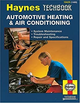 haynes automotive heating and air conditioning systems manual rh amazon com Air Conditioner Wiring Diagrams air conditioner repair manual book