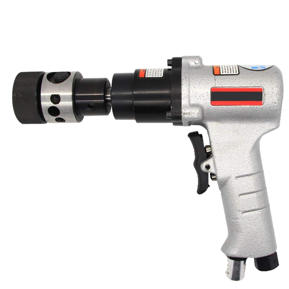 MXBAOHENG PM-800 M3-M12 Pneumatic Tapping Machine Pneumatic Tapping Gun Professional Hand Tapper Portable for Using Chuck Size: M3,M4,M5,(M6),M8,M10,M12
