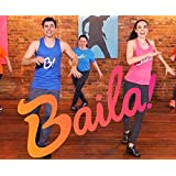 Evergreen Wellness Presents: Baila! – The Fun Latin-Dance Inspired Low Impact Full Body Exercise Program DVD for Beginners & Adults Over 50. No Dance Experience Needed! Includes Free Bonus Content.