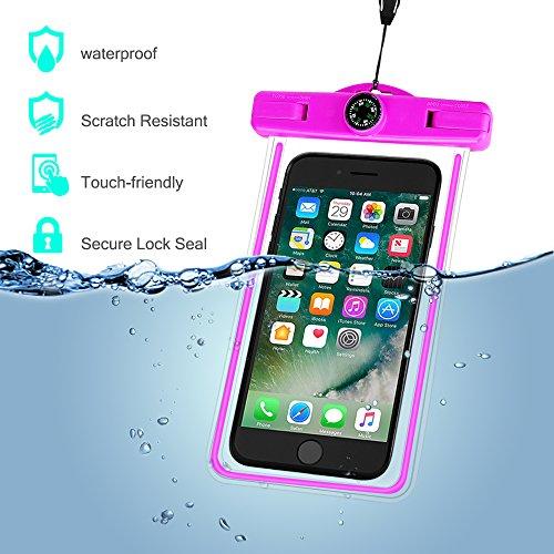 Universal Waterproof Outdoor Fluorescence Foren Tek