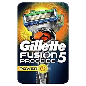 Gillette Fusion5 Proglide Power Technologie Ball Flex Raisor Homme [OFFICIEL]
