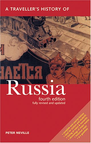 A Traveller's History of Russia (Traveller's Histories)