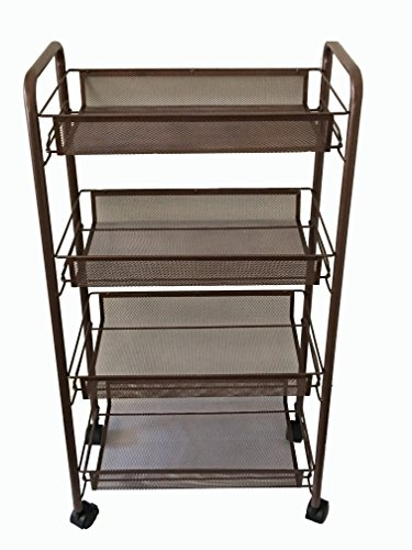 bronze shelf unit - 2
