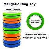 Chnaivy Magnetic Rings Fidget Toy