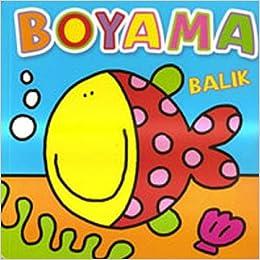 Balik Boyama Kolektif 9789754799866 Amazoncom Books