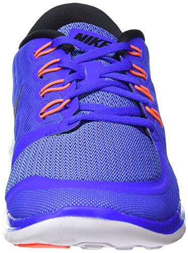 0 blue Entrainement 5 Nike Running Free Chaussures Bleu De Femme qEfSwz