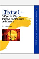 Effective C++: 50 Specific Ways to Improve Your Programs and Designs
