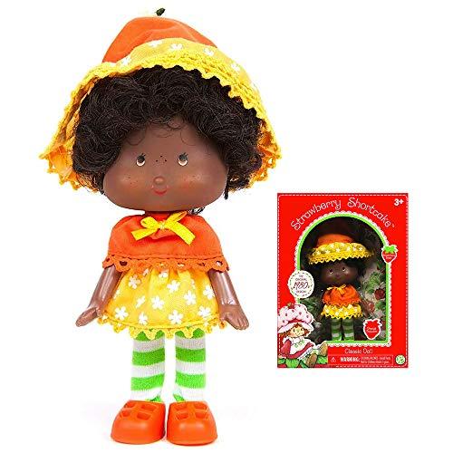 (Strawberry Shortcake Orange Blossom Retro Classic Doll Re-Issue 6