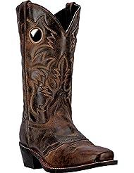 Laredo Mens Pequin Cowboy Boot Square Toe - 68356