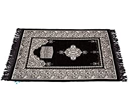 Sajda Rugs Best Quality Prayer Rug - Turkish Islamic Muslim Prayer Rugs Janamaz Prayer Mat Ramadan Eid Gifts