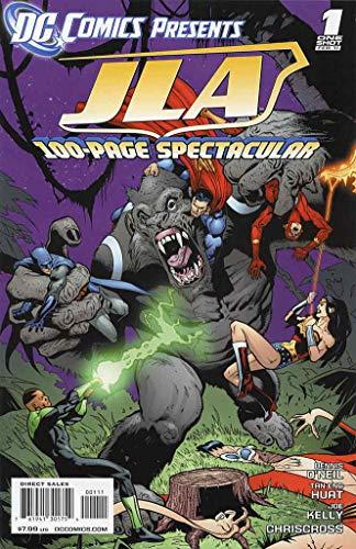 DC Comics Presents: JLA #1 VF/NM ; DC comic book
