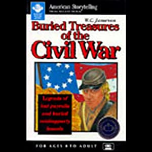 Buried Treasures of the CIvil War Audiobook