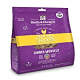 Stella & Chewy's Freeze-Dried Raw Chick, Chick, Chicken Dinner Morsels Grain-Free Cat Food, 18 oz bag Larger Image