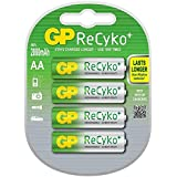Godrej GP 2100mah 4nos ReCyko + Ready To Use Rechargeable battery