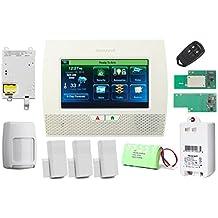 Honeywell Wireless Lynx Touch L7000Home Automation/alarma de seguridad Kit con WiFi, zwave & GSM módulo