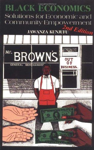 Read Online Black Economics: Solutions for Economic and Community Empowerment pdf epub