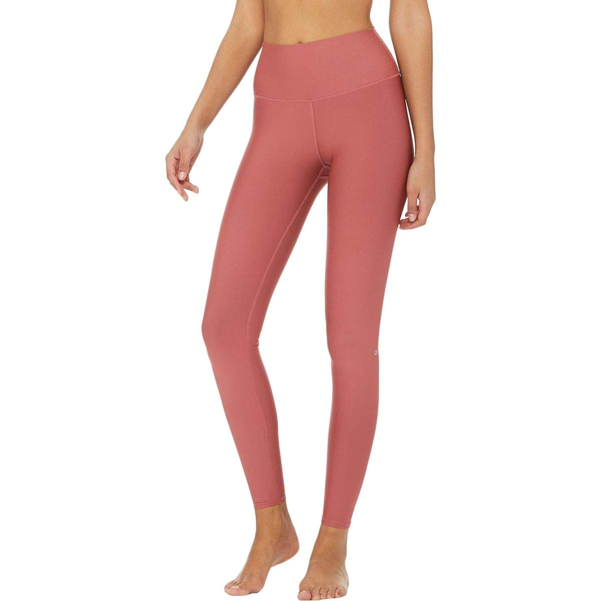 Alo Yoga High-Waist Airlift Legging - Women's Rosewood, M by Alo Yoga (Image #1)