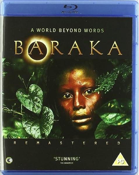 Baraka: Remastered (Blu Ray) [Reino Unido]