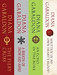 The Outlander Series Bundle: Books 5, 6, 7, and 8: The Fiery Cross, A Breath of Snow and Ashes, An Echo in the