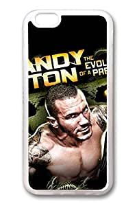 iPhone 6/6s Case,Transparent Side Cover, Fashional And Individual Classical Picture Design Soft TPU Material For iPhone 6/6s_Randy Orton 5