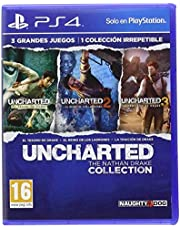 Uncharted Collection PlayStation 4 by Sony