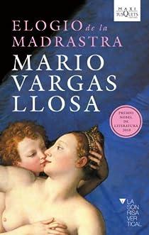 Elogio de la madrastra par Vargas Llosa
