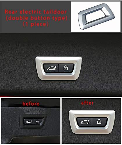 Interior Decoration Multi-media Button Frame  for BMW 7 series G11//G12 2016-2018