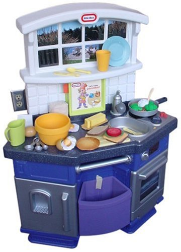 Little Tikes Play Smarter Cook N Learn Kitchen Amazon Co Uk Toys