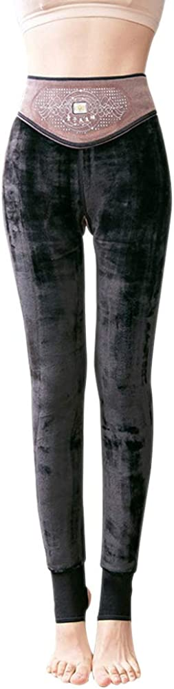 XFentech Pantalones Mujer - Leggings Delgado Ajustados de ...