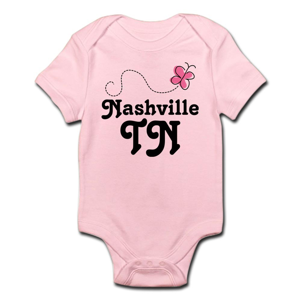 Cute Infant Bodysuit Baby Romper Nashville Tennessee Gift CafePress