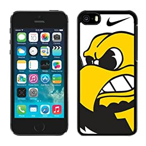 Customized Iphone 5c Case Ncaa Big Ten Conference Iowa Hawkeyes 3