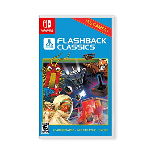 - Atari Flashback Classics - Nintendo Switch Standard Edition