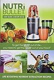 Cheap NUTRIBULLET USER GUIDE & RECIPE BOOK + POCKET NUTRITIONIST
