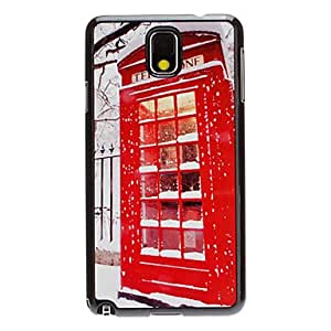QHY Samsung Galaxy Note 3 compatible Special Design Plastic Back Cover