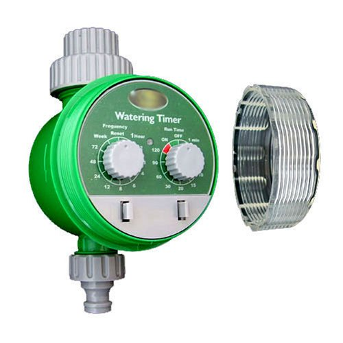Automatic Electronic Water Timer- Irrigation Timer